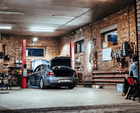 Setting up Your Garage