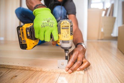 Floor Replacement Process